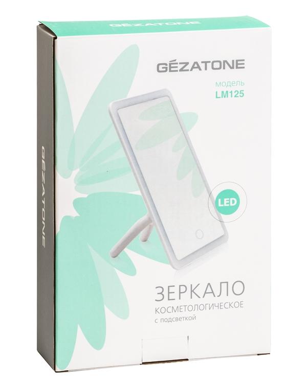 Косметическое зеркало с подсветкой LM 125, Gezatone
