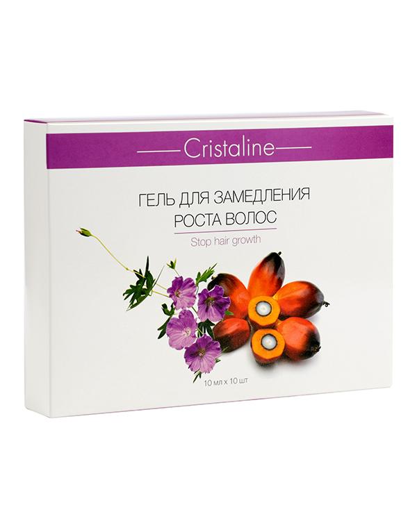 Косметика для депиляции Cristaline - Депиляция в домашних условиях