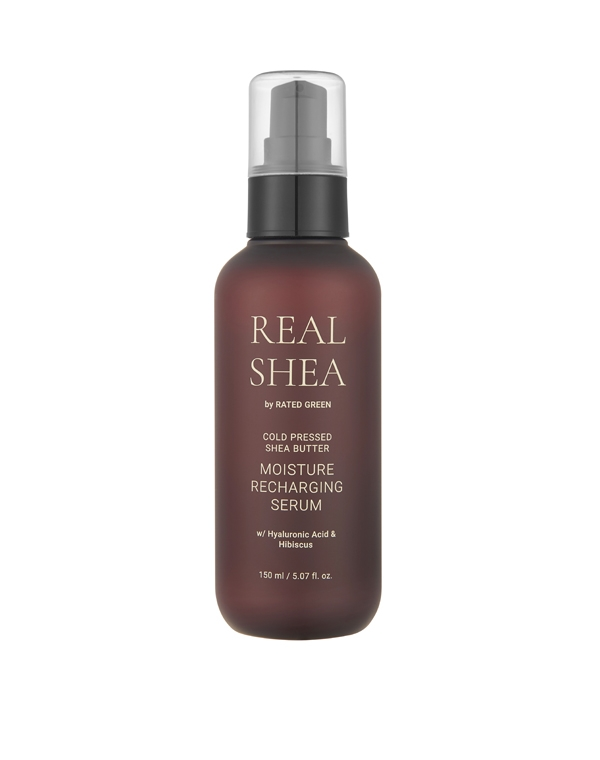 Купить Сыворотка Rated Green, Сыворотка для волос увлажняющая с маслом ши Cold Pressed SheaButter Moisture Serum 150мл Rated Green