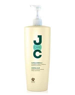 Шампунь BarexПрофессиональная косметика для волос<br>Шампунь рекомендован для деликатного очищения кожных покровов головы и прядей. Экстракт кувшинки и крапивы, включенный в состав средства, придает сияние локонам, делая их более послушными и мягкими.<br><br>Бренды: Barex<br>Вид товара: Шампунь<br>Область ухода: Волосы<br>Назначение: Ежедневный уход, Очищение волос<br>Тип кожи, волос: Нормальные<br>Косметическая линия: Joc care Линия для ухода по длине волос