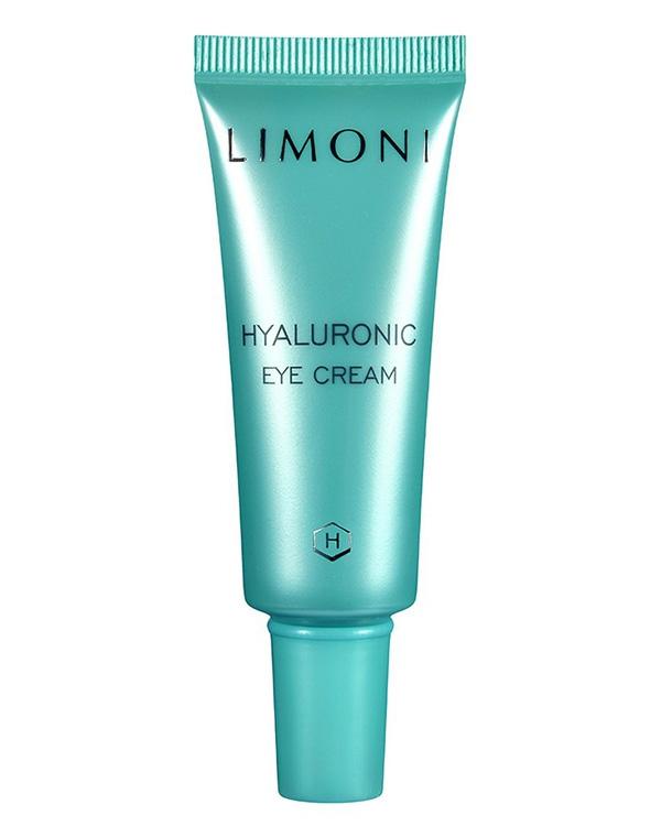 Ультраувлажняющий крем для век с гиалуронов кислотой Hyaluronic Ultra Moisture Eye Cream Limoni, 25 мл фото