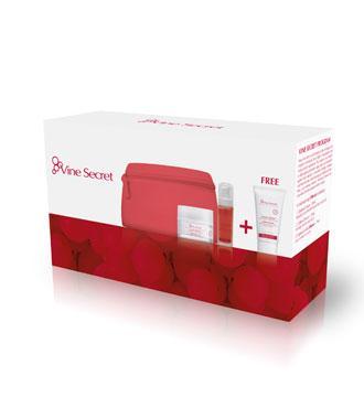 Набор косметических препаратов  Algologie «Секрет вина»