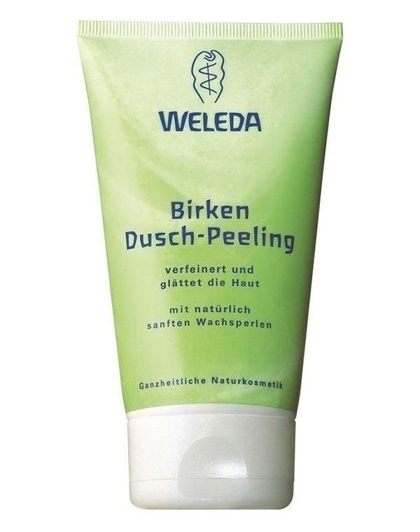 Пилинг, скраб Weleda - Косметика для тела