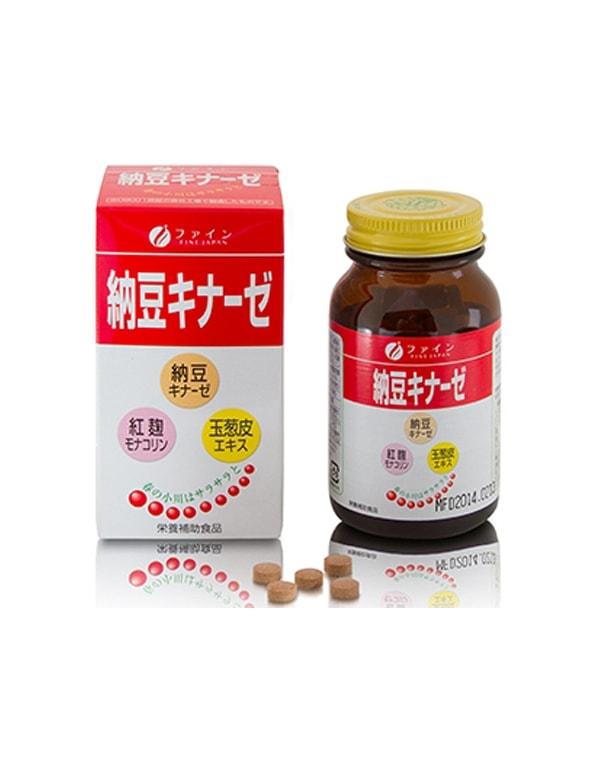 Биологически активная добавка к пище Натто Киназа №240, Fine
