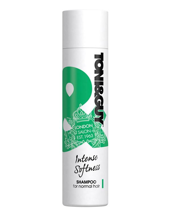 Шампунь Tony&amp;GuyШампуни для лечения волос<br>Деликатно удаляет загрязнения, придает волосам восхитительную мягкость и выразимый блеск.<br><br>Бренды: Tony&amp;amp;Guy<br>Вид товара: Шампунь<br>Назначение: Ежедневный уход, Очищение волос<br>Тип кожи, волос: Осветленные, мелированные, Окрашенные, Вьющиеся, Сухие, поврежденные, Жирные, Нормальные, Тонкие