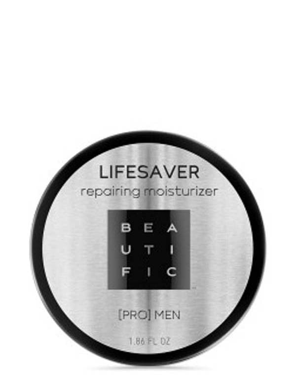 Крем для сухой кожи мужской Lifesaver Beautific