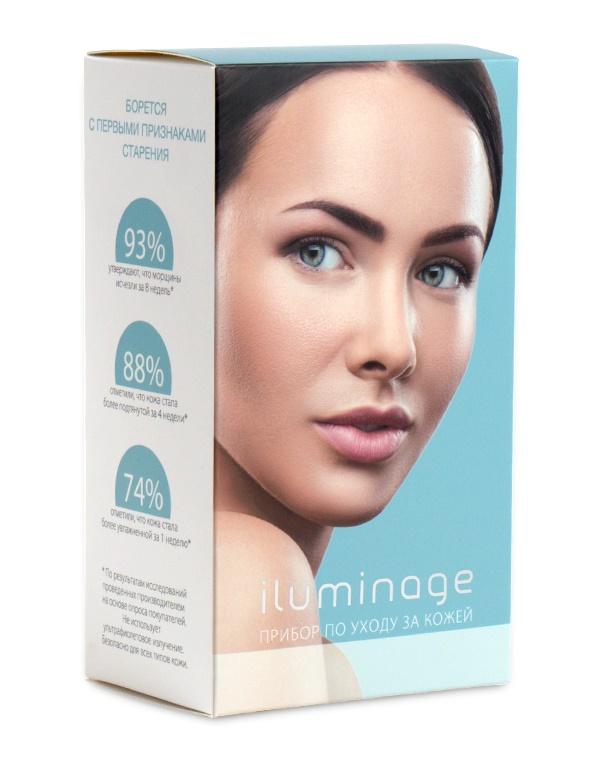 Iluminage Beauty Аппарат для безоперационного RF-Лифтинга кожи в области глаз Me Iluminage