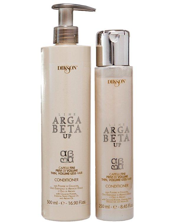 Кондиционер Объем для тонких волос Conditioner Argabeta Up Capelli Di Volume, Dikson