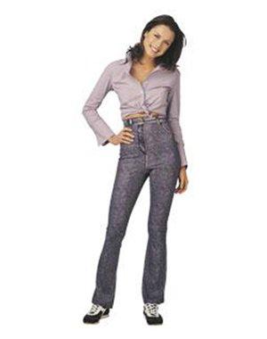 Белье TURBO CELL Антицеллюлитные брюки с эффектом сауны Jeans Leggins, Turbo Cell