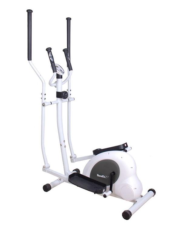 Эллиптический тренажер HousefitТренажеры<br>Эллиптический тренажер HB-8225EL – современная модель, позволяющая проработать различные группы мышц.<br><br>Бренды: Housefit<br>Вид товара: Эллиптический тренажер<br>Область ухода: Тело<br>Назначение: Тренировка мышц