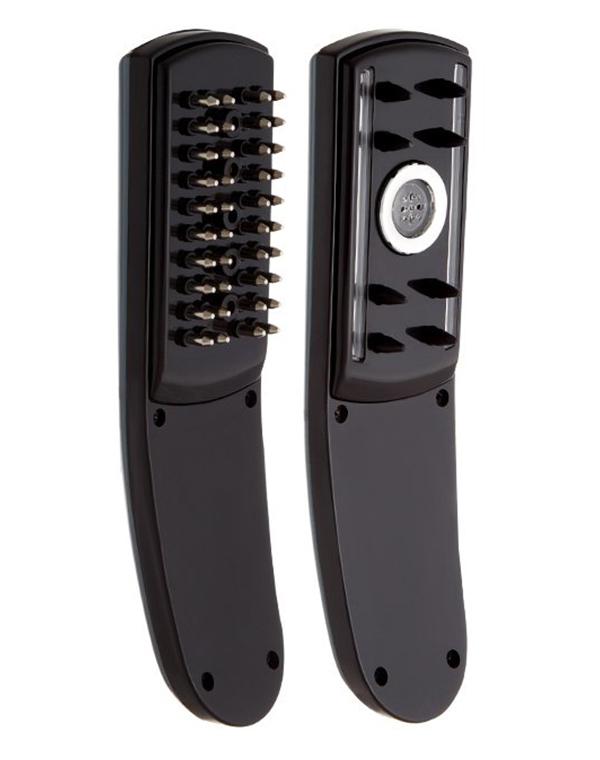 Массажер, аппарат GEZATONEПоврежденная упаковка<br>Набор щеток-массажеров с функцией лазерного излучения, озонотерапии, ИК-прогрева и вибрационного массажа для борьбы с выпадением волос, усиления роста, противодействия проблемам волос и кожи головы.&amp;lt;br /&amp;gt;<br><br>Бренды: GEZATONE<br>Вид товара: Массажер, аппарат<br>Область ухода: Голова, Волосы<br>Назначение: От выпадения волос, Стимуляция роста<br>Тип кожи, волос: Осветленные, мелированные, Окрашенные, Вьющиеся, Сухие, поврежденные, Жирные, Нормальные, Тонкие<br>Метод воздействия: Механический массаж
