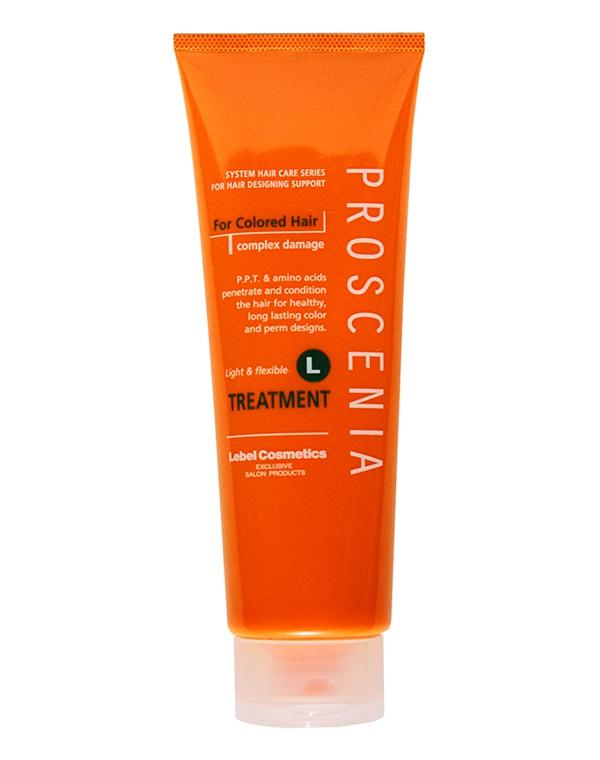 Маска по уходу за волнистыми волосами Proscenia Treatment L, Lebel дайвинес средства по уходу за волосами