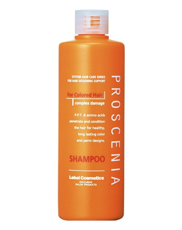 Шампунь LebelШампуни для сухих волос<br>Шампунь для восстановления окрашенных и поврежденных после химического воздействия волос.<br><br>Бренды: Lebel<br>Вид товара: Шампунь<br>Область ухода: Волосы<br>Назначение: Восстановление и защита<br>Тип кожи, волос: Осветленные, мелированные, Вьющиеся, Сухие, поврежденные, Жирные, Нормальные, Тонкие<br>Косметическая линия: Линия Proscenia восстанавливающая для окрашенных волос