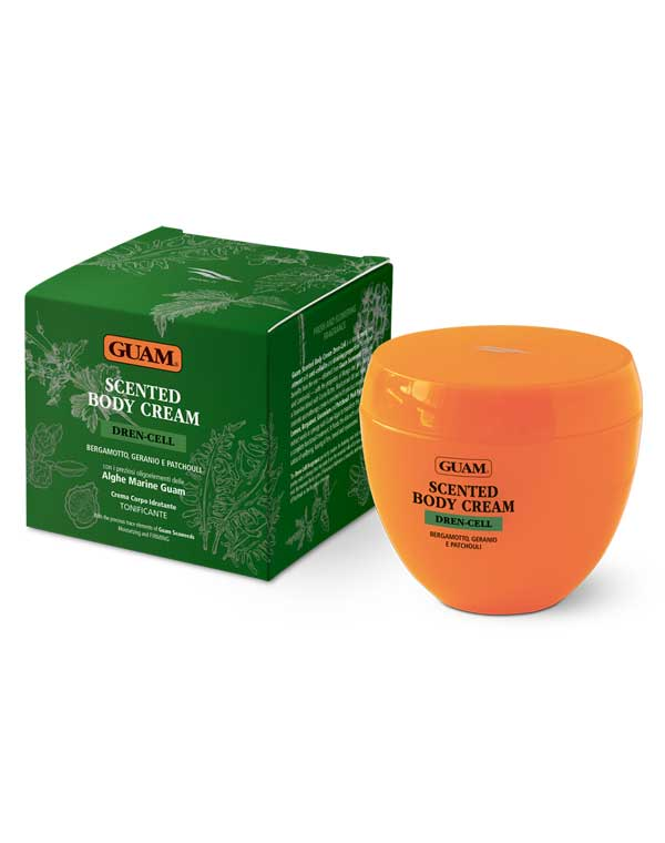 Купить Крем, бальзам GUAM, Крем для тела ароматический дренажный 200 мл GUAM, ИТАЛИЯ