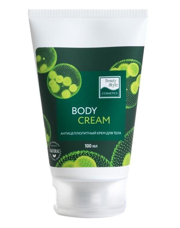 Антицеллюлитный крем для тела «Body Сream Phytosonic» Beauty Style, 100 мл крем для тела beauty style modellage 200 мл