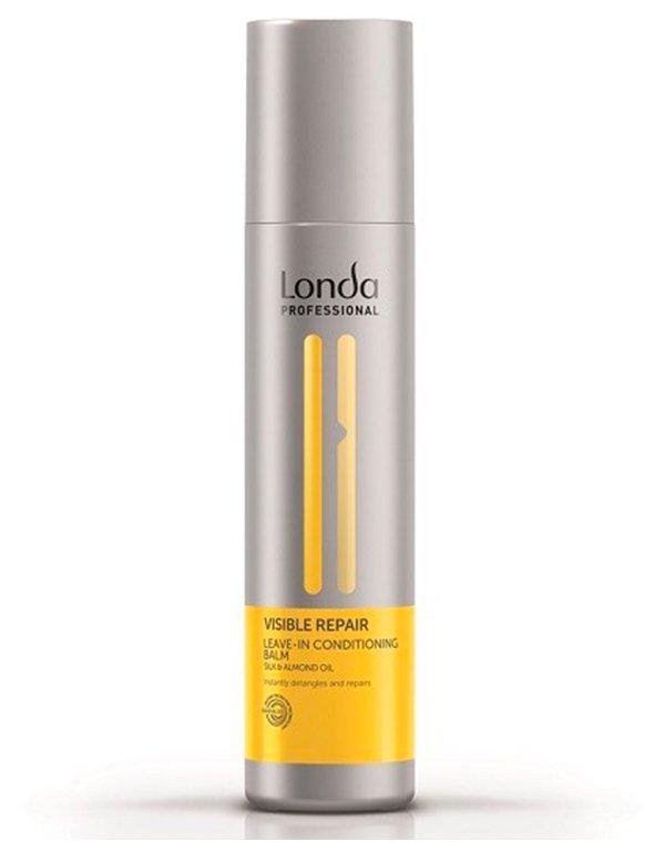 Несмываемый бальзам-кондиционер для поврежденных волос Visible Repair LondaБальзамы для окрашеных волос<br>Легкий бальзам-кондиционер позаботится о тусклых, обезвоженных, сухих локонах.<br><br>Бренды: Londa Professional<br>Вид товара: Кондиционер, бальзам, Несмываемый уход, защита<br>Область ухода: Волосы<br>Назначение: Увлажнение и питание, Восстановление волос<br>Тип кожи, волос: Осветленные, мелированные, Окрашенные, Сухие, поврежденные<br>Косметическая линия: Линия Visible Repair для поврежденных волос