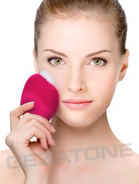 Аппарат для чистки лица и массажа Clean Skin Gezatone, AMG190