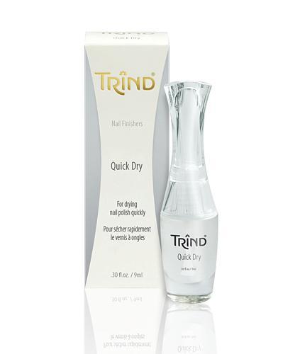 Средства для сушки лака Trind - Лаки и средства для ногтей