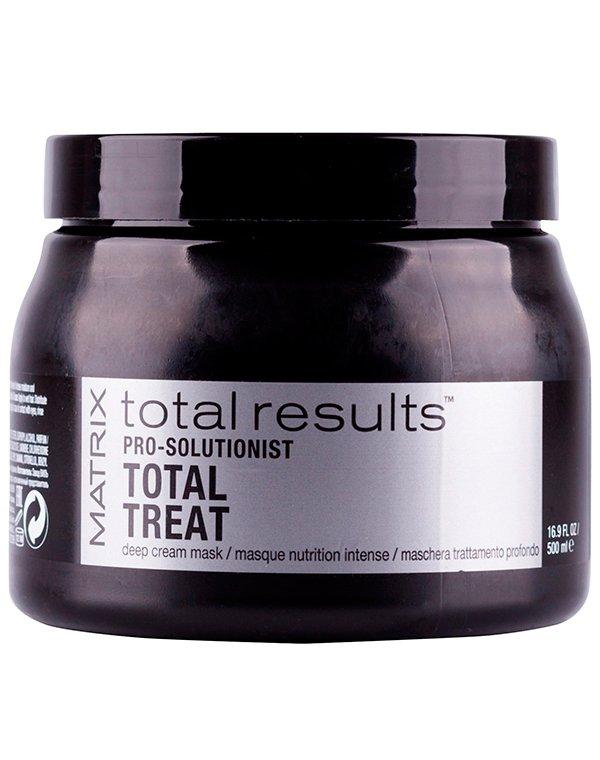 Маска для волос MatrixМаски для сухих волос<br>Увлажняет и восстанавливает сухие и поврежденные волосы. Подготавливает их к окрашиванию и укладке. Придает локонам невероятный блеск и мягкость.<br><br>Бренды: Matrix<br>Вид товара: Маска для волос<br>Область ухода: Волосы<br>Назначение: Восстановление и защита<br>Тип кожи, волос: Осветленные, мелированные, Окрашенные, Сухие, поврежденные<br>Косметическая линия: Линия Total Results Pro Solutionist для глубокого восстановления  волос