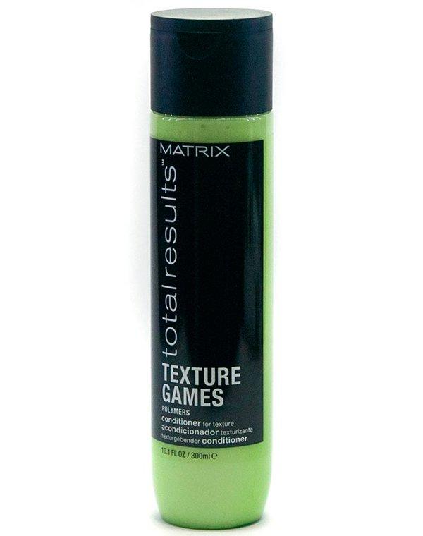 Кондиционер, бальзам MatrixБальзамы для окрашеных волос<br>Придает волосам свежесть, а локонам невероятную легкость. Облегчает процесс укладки, смягчает и кондиционирует. Текстурирует короткие пря...<br><br>Бренды: Matrix<br>Вид товара: Кондиционер, бальзам<br>Область ухода: Волосы<br>Назначение: Для объема<br>Тип кожи, волос: Осветленные, мелированные, Окрашенные, Сухие, поврежденные, Тонкие<br>Косметическая линия: Линия Total Results Texture Games для волос облегчающая укладку унисекс<br>Объем мл: 1000