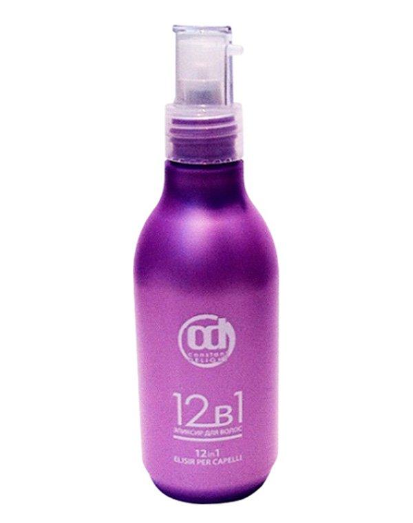 Несмываемый уход, защита Constant Delight 12 в 1 эликсир для волос, Constant Delight
