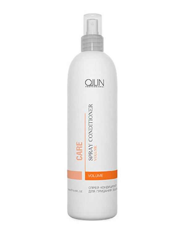 Кондиционер, бальзам OllinБальзамы для лечения волос<br>Спрей хорошо ухаживает за тонкими и ослабленными волосами, придаем им объем, возвращает тонус.<br><br>Бренды: Ollin<br>Вид товара: Кондиционер, бальзам, Несмываемый уход, защита<br>Область ухода: Волосы<br>Назначение: Защита от солнца, Для объема<br>Тип кожи, волос: Тонкие<br>Косметическая линия: Линия Care уход за волосами и кожей головы