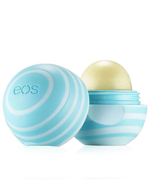 EOS Бальзам для губ Vanilla MintУход за губами<br>Бальзам обладает освежающим ароматом мяты с теплыми ванильными нотками. Он обогащен аскорбиновой кислотой и токоферолом, а также маслами ши и жожоба.<br>