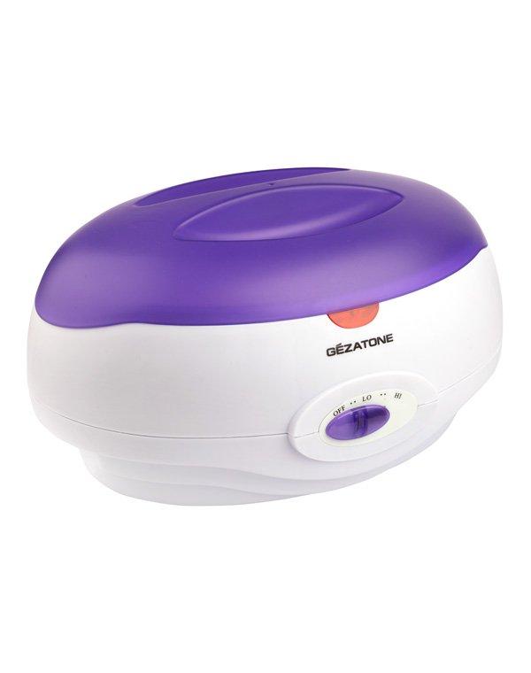 Воскоплав, нагреватель GEZATONE Ванна для парафинотерапии в домашних условиях Gezatone WW3550