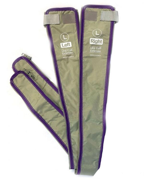 Расширители для манжет для ног Air, UNIX пылесос supra vcs 1822