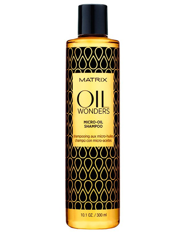 ������� � �����-������� ����� Oil Wonders Micro-Oil Shampoo Matrix