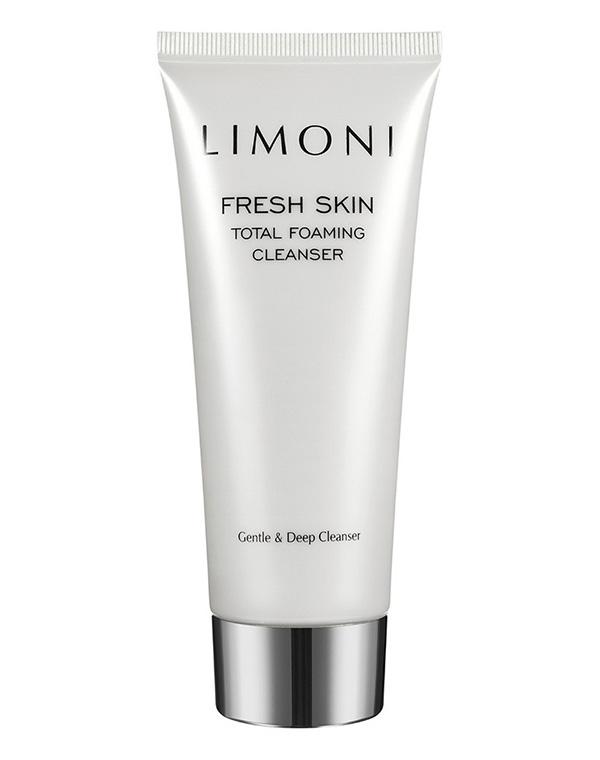 Пенка для глубокого очищения кожи Total Foaming Cleanser Limoni, 100 мл