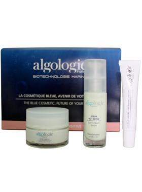 Косметический набор для лица «Мягкость и Сияние», Algologie