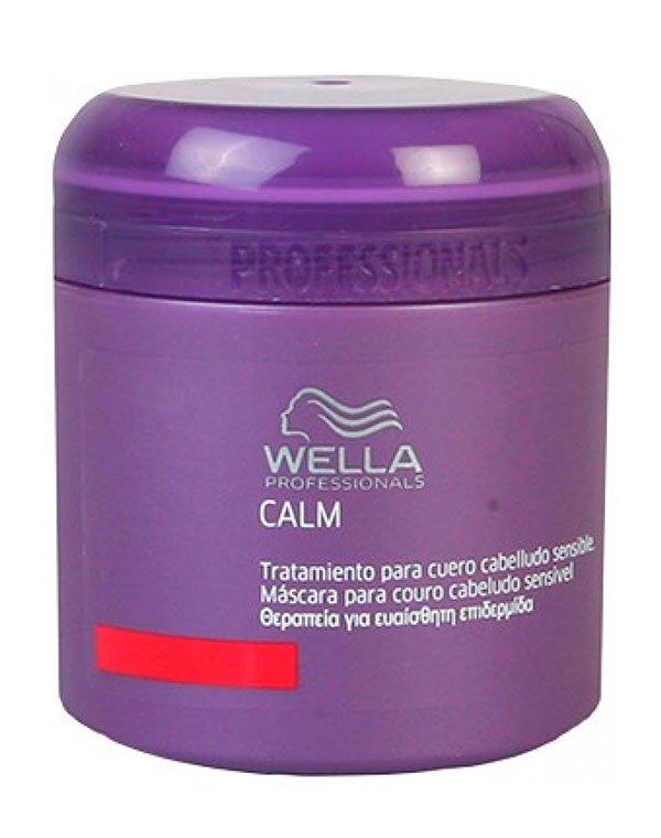 Маска для чувствительной кожи головы WellaМаски для сухих волос<br>Маска для чувствительной кожи головы. Отлично очищает и оказывает тонизирующее действие.<br><br>Бренды: Wella Professional<br>Вид товара: Маска для волос<br>Область ухода: Волосы<br>Назначение: Увлажнение и питание, Успокаивающее<br>Тип кожи, волос: Осветленные, мелированные, Окрашенные, Вьющиеся, Сухие, поврежденные, Жирные, Нормальные, Чувствительная, Тонкие<br>Косметическая линия: Линия Wella Balance Line для решения проблем кожи головы