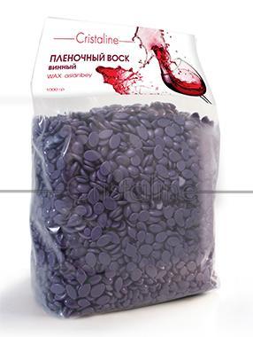 Горячие и пленочные воски CristalineВоски для депиляции<br>Пластичный воск, содержащий экстракт красного вина, разработан для депиляции в областях с тонкой, чувствительной кожей. Применяется для уд...<br><br>Бренды: Cristaline<br>Вид товара: Горячие и пленочные воски<br>Область ухода: Бикини, Тело, Руки, Ноги<br>Назначение: Эпиляция, депиляция