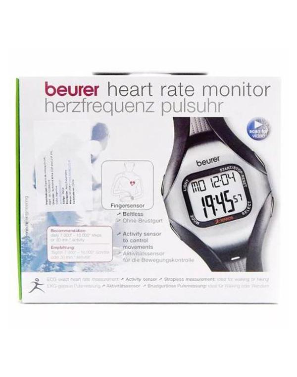 Часы-пульсометр PM 18, Beurer, чёрный