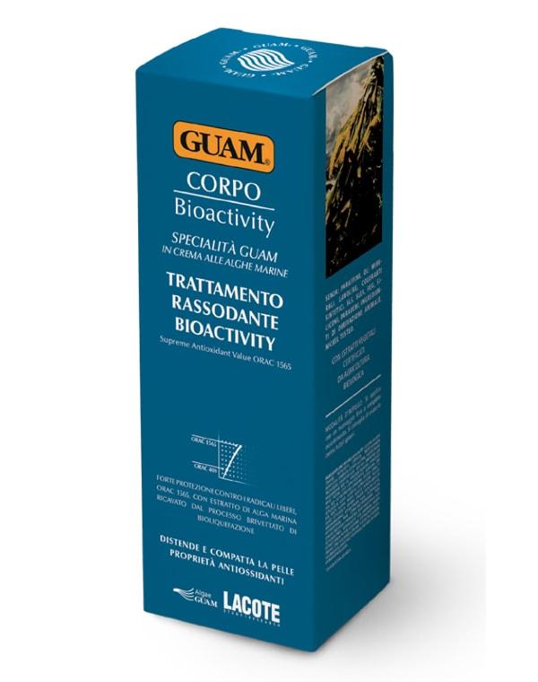 Крем подтягивающий биоактивный для тела, GUAM, 200 мл подтягивающий крем для тела maternea maternity firming body cream 150 мл