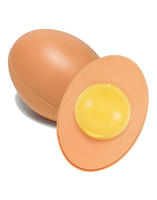 Очищающая пенка для лица Smooth Egg Skin (бежевый), Holika Holika пенка для лица holika holika