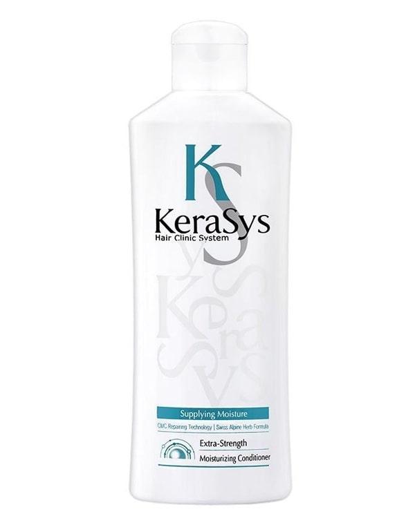 Кондиционер для волос Увлажняющий, KeraSys kerasys hair clinic moisturizing кондиционер увлажняющий для сухих вьющихся волос 200 мл