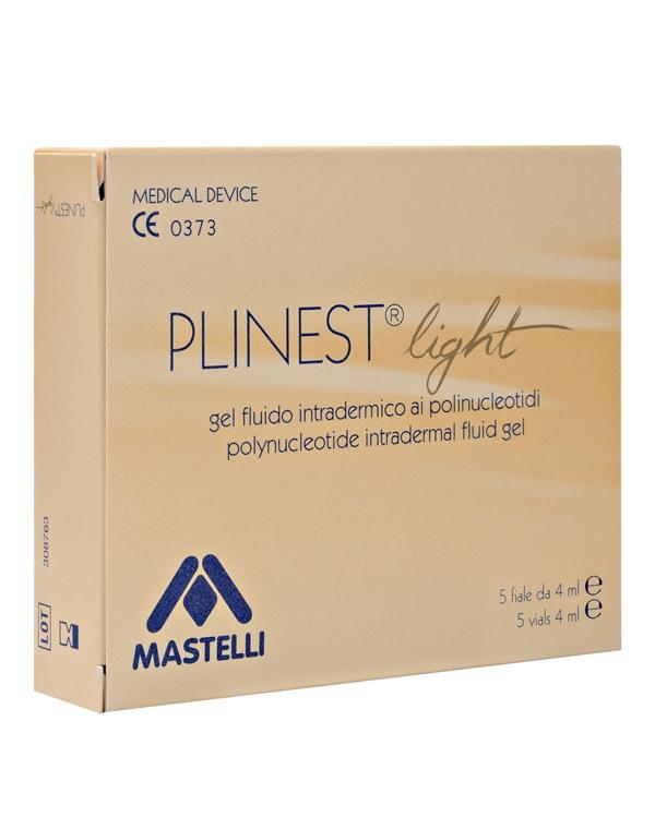 PLINEST LIGHT имплантат инъекционный для биоревитализации MASTELLI, 4млСыворотки и косметика для мезороллера<br>Уникальный препарат для молодости и великолепного сияния Вашей кожи. 100 % натуральное средство не только борется с возрастными изменениями, но и является отличной профилактикой старения кожи.<br><br>Бренды: Mastelli<br>Область ухода: Тело, Лицо, Шея и подбородок<br>Назначение: Коррекция морщин и лифтинг, Увлажнение и питание<br>Тип кожи, волос: Сухая, Увядающая, Жирная и комбинированная, Нормальная, Чувствительная, С куперозом<br>Возрастная группа: Более 40, До 40