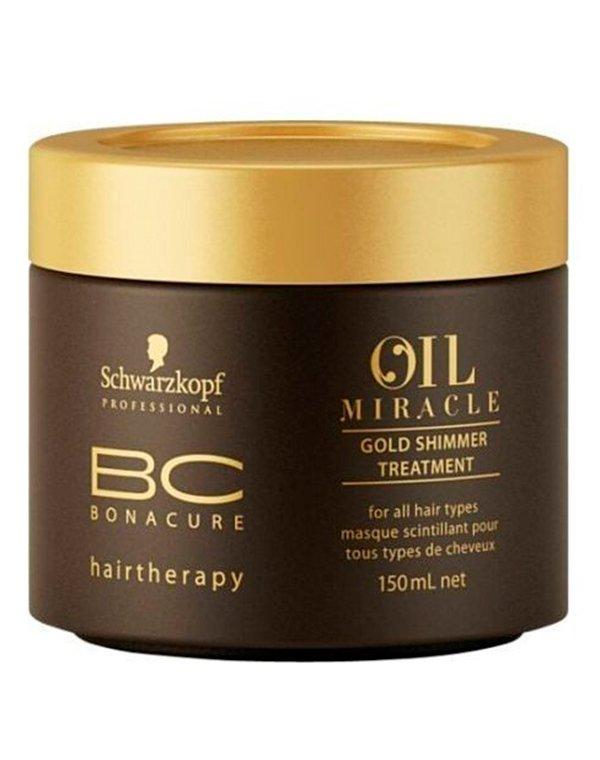 Маска Золотое сияние SchwarzkopfМаски для сухих волос<br>Маска направлена на быстрое восстановление, усиленное питание и глубокое увлажнение изможденных и пересушенных волос. Ее необходимо смывать.<br><br>Бренды: Schwarzkopf Professional<br>Вид товара: Маска для волос<br>Область ухода: Волосы<br>Назначение: Увлажнение и питание, Восстановление волос<br>Тип кожи, волос: Осветленные, мелированные, Окрашенные, Вьющиеся, Сухие, поврежденные, Жирные, Нормальные, Тонкие<br>Косметическая линия: Линия Bonacure Oil Miracle с драгоценными маслами для поврежденных волос