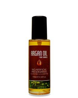 Масло арганы для волос NUSPA, Argan Oil from Morocco, 100 мл.
