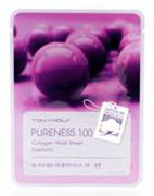 Тканевые маски Pureness 100 Mask Sheet, Tony Moly
