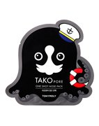 Пластырь для носа Tako Pore One Shot Nose Pack Tony Moly 1 шт