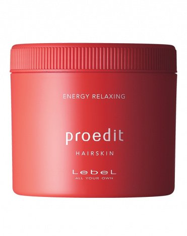Крем для волос Proedit Hairskin Energy Relaxing, Lebel 1