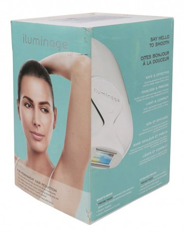 ILUMINAGE Фотоэпилятор ILUMINAGE Precise TOUCH 150К/300К 5