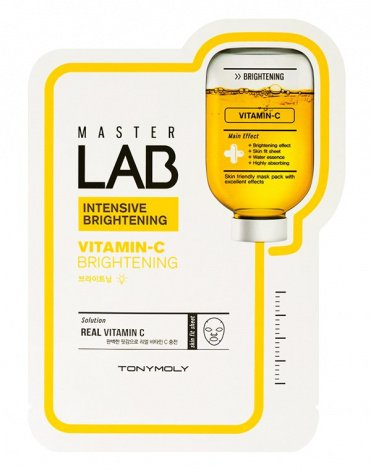 Тканевые маски Master Lab Mask, Tony Moly 4
