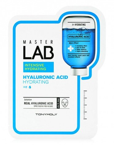 Тканевые маски Master Lab Mask, Tony Moly 2