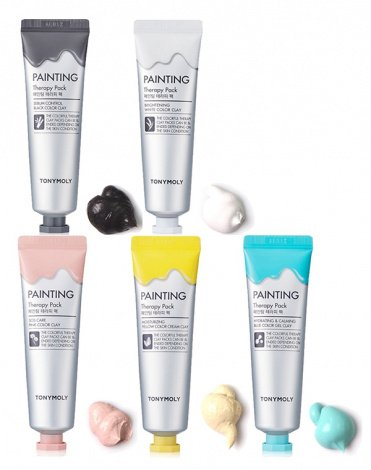 Маска для лица Painting Therapy Pack, Tony Moly, 30 мл 2