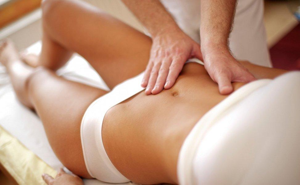 Массаж живота массажером видео женское нижнее белье больших размеров оптом