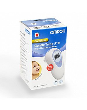 Термометр OMRON Gentle Temp 510 (MC-510-E2) 5